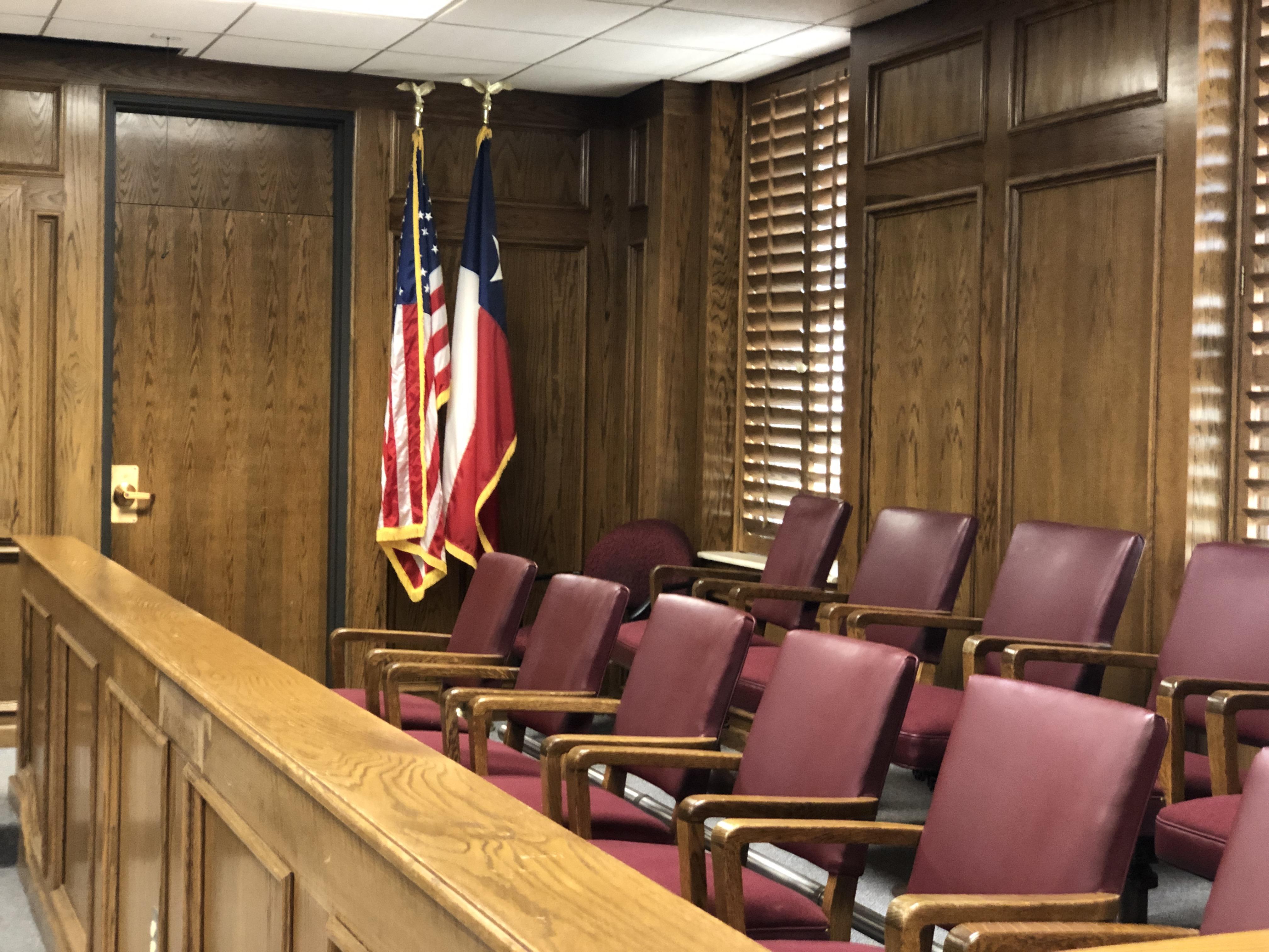 Lubbock Area Bar Association Court